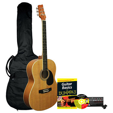 Acoustic Guitar For Dummies Starter Package Sam s Club #0: A $img size 380x380$