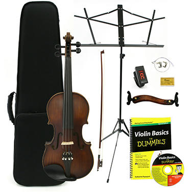 Violin For Dummies Learner's Package