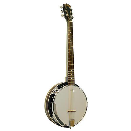 Trinity River 6 String Banjo