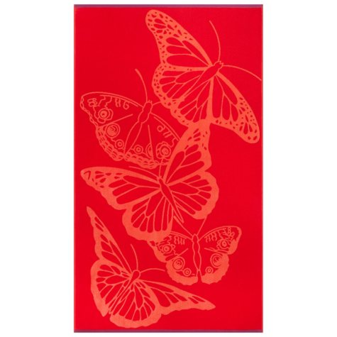 Softesse Butterflies Beach Towel