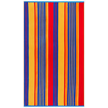 Softesse Multi Stripe Beach Towel