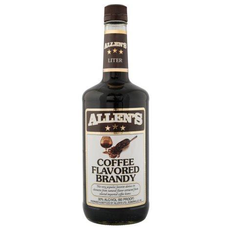 Allen's Coffee Brandy (1 L)