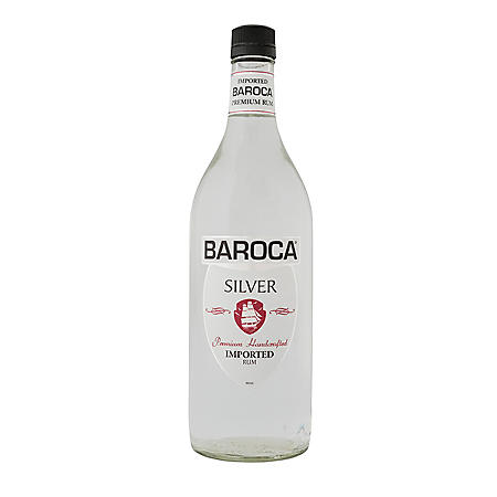 Baroca White Rum (1.75 L)