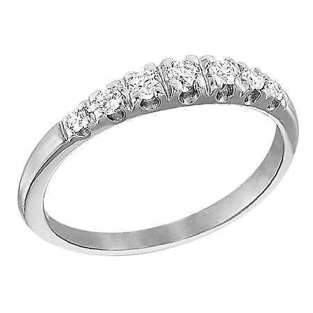 0.23 CT. T.W. Diamond Wedding Band (I, SI2)