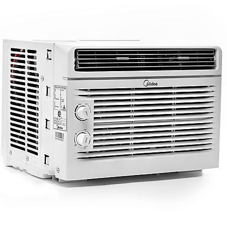 Midea 5 000 Btu Room Window Air Conditioner Mechanical
