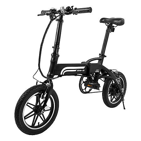 SWAGTRON EB-5 Pro Plus Lightweight and Aluminum Folding Electric Bike