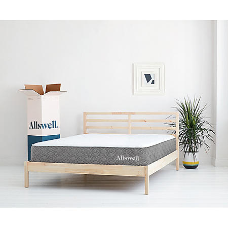 "The Allswell Luxe 12"" Medium-Firm Hybrid King Mattress"