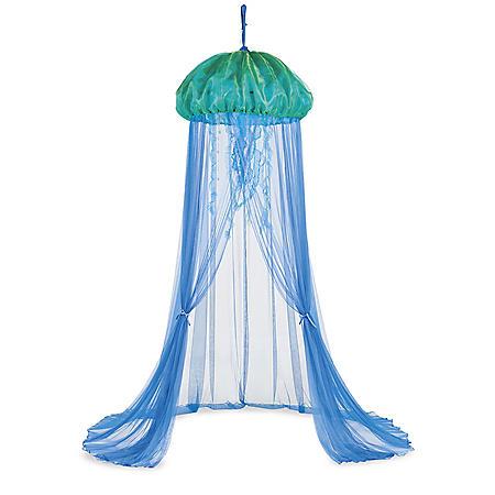 Aquaglow Light-Up Jellyfish Canopy