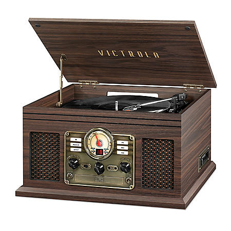 Victrola Classic 7-in-1 Bluetooth Turntable