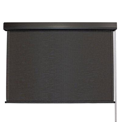 Cord Operated Premium Outdoor Solar Shade 10 Open Fabric Kona