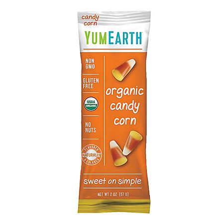 YumEarth Organic Candy Corn (2 oz., 12 ct.)