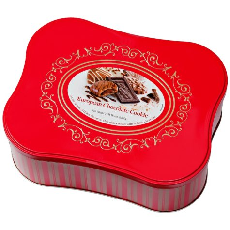 European Chocolate Cookie Assortment