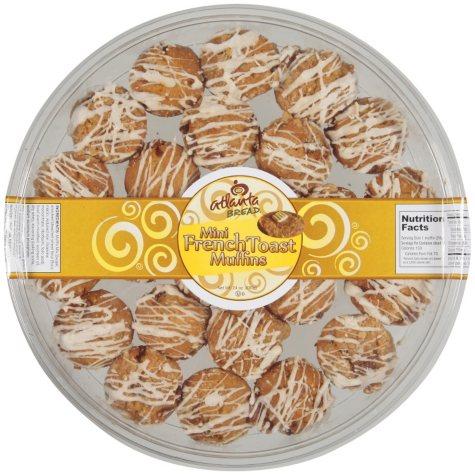 Atlanta Bread® Mini French Toast Muffins - 24 oz.