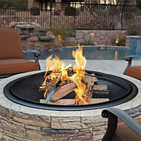 Pleasant Hearth Chesterfield Outdoor Fireplace Sam S Club