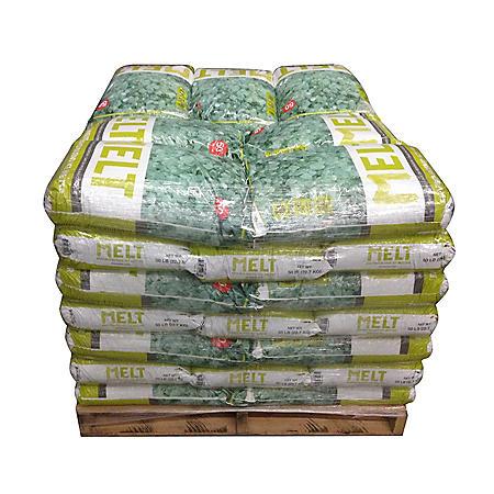 49 Bags of MELT Premium Enviro Blend Ice Melter (50lb. ea.)