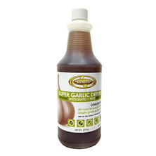 Sun Joe 32-oz. Super Garlic Defense Organic Mosquito and Pest Repellent