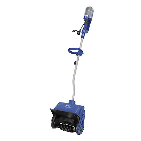 "Snow Joe 13"" Cordless Electric Hybrid Snow Shovel with 40V Battery and Charger"