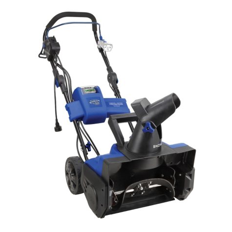Snow Joe Single-Stage Cordless Electric Hybrid Snow Blower with 40V Battery and Charger