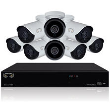 Night Owl 16-Channel 1080p Security System with 1 TB Hard Drive, 8x 1080p Bullet Cameras, and 100' Night Vision