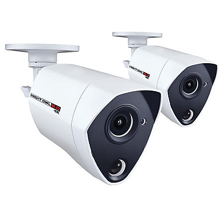 Night Owl 4K Add-On Indoor/Outdoor Camera (2-pk)