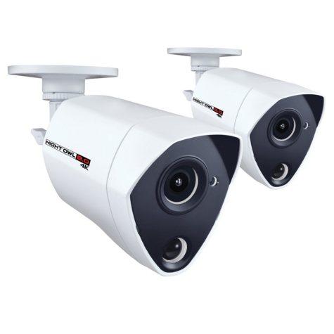 Night Owl 4K Add-On Indoor/Outdoor Camera (2-pk)