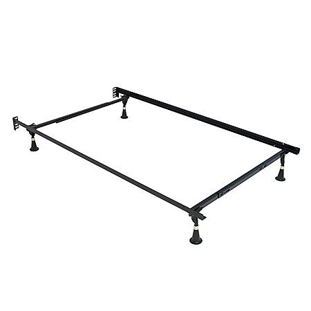 MetalCrest Classic Twin/Full Bed Frame