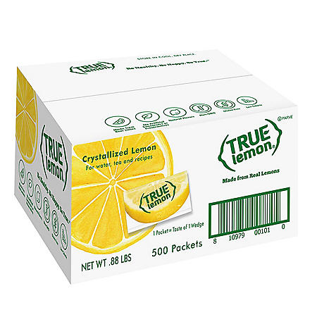 True Lemon (500 ct.)