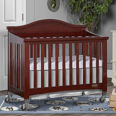 Dream On Me Venice Folding Portable Crib (Choose Your Color)
