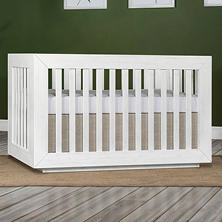 Evolur Maddox Modern Crib (Choose Your Color)