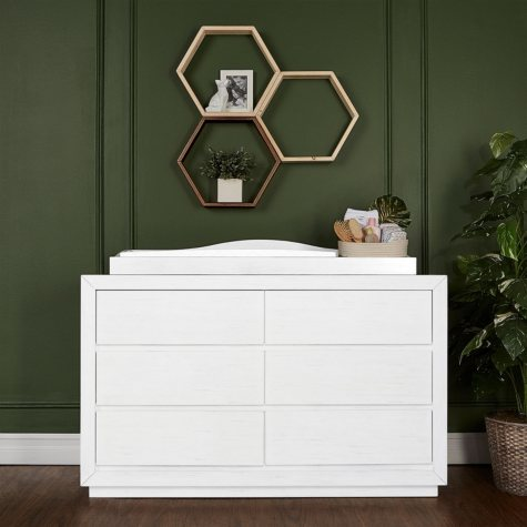 Evolur Maddox Double Dresser (Choose Your Color)