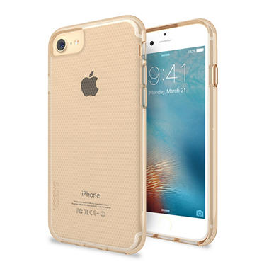Skech Matrix Cell Case for iPhone 7- Gold