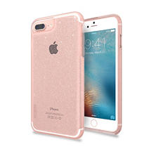 Skech Matrix Cell Case for iPhone 7 Plus - Rose Sparkle