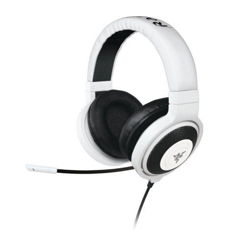 Razer Kraken PRO Over Ear PC and Music Headset (White)