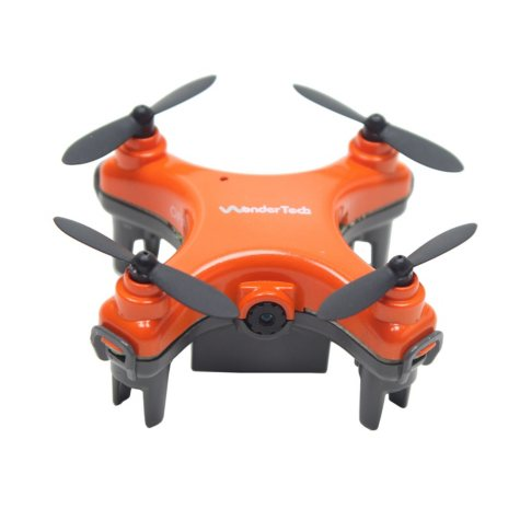 WonderTech Orion Drone with HD Video Camera and Free Bag (Assorted Colors)
