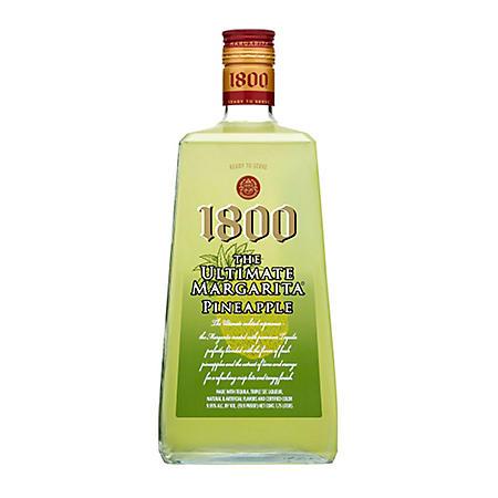 1800 The Ultimate Margarita, Pineapple (1.75 L)