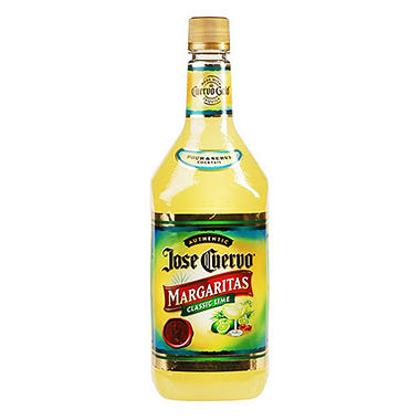 Jose Cuervo Authentic Margarita, Ready to Drink (1.75 L)