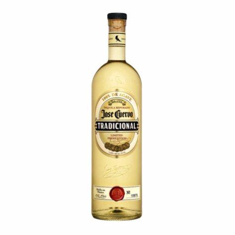 Jose Cuervo Tradicional Reposado Tequila (750 ml)