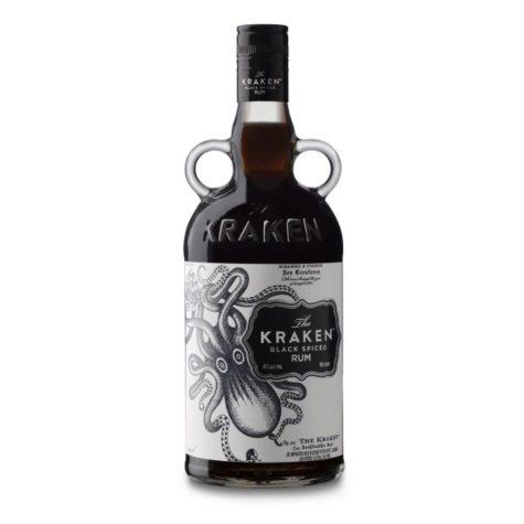 The Kraken Spiced Black Rum (750 ml)