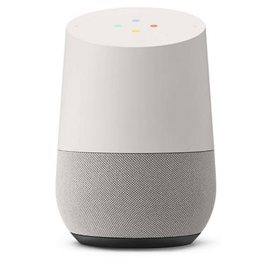 Google Home Smart Speaker & Home Assistant