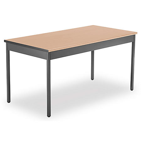 "Utility Table - 30"" x 60"" (Assorted Colors)"