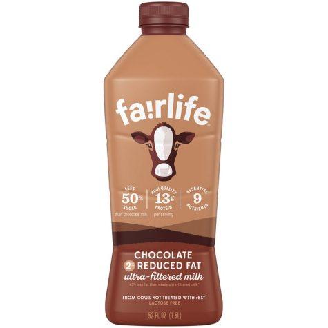 Fairlife 2% Chocolate Milk (52 fl. oz., 3 pk.)