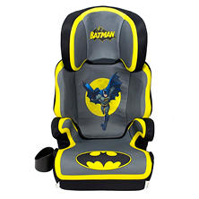 KidsEmbrace Fun-Ride High Back Booster, Bat Man