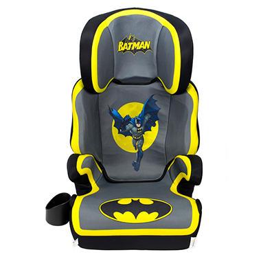 KidsEmbrace Fun Ride High Back Booster Bat Man