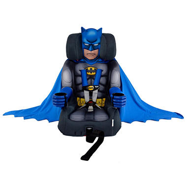 KidsEmbrace Friendship Combination Booster Car Seat, Batman