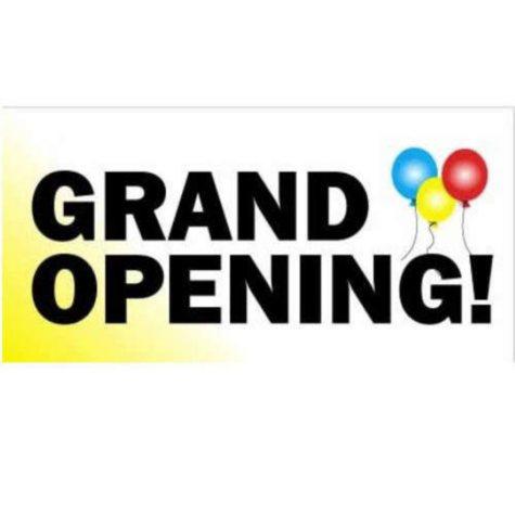 "T3 Digital Vinyl ""Grand Opening"" Banner , 3' x 6'"
