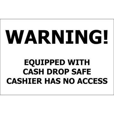 Cash Drop Safe - 12