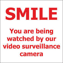 "T3 Smile/ Surveillance Decal, 6"" x 6"" (6 pk.)"