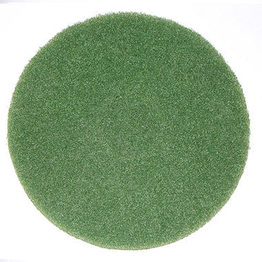 Bissell Commercial Cleaning Pad, Green (12