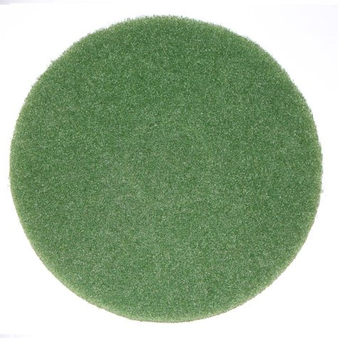 """Bissell Commercial Cleaning Pad, Green (12"""")"""