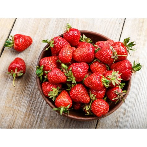 Organic Strawberries (2 lbs.)